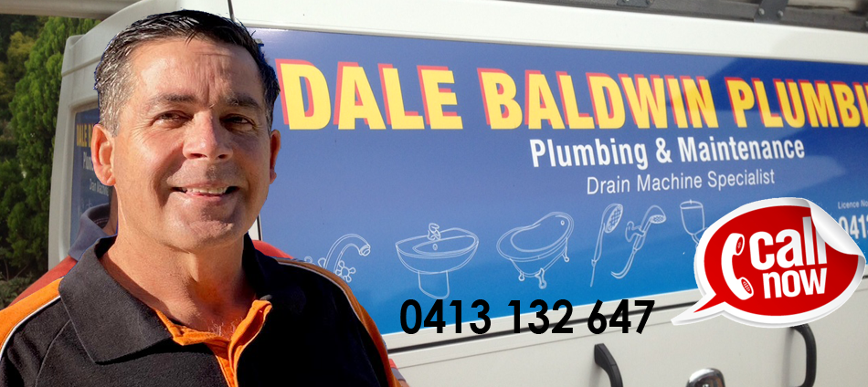 Dale Baldwin Plumbing Perth Plumbing Services Emergency Plumber